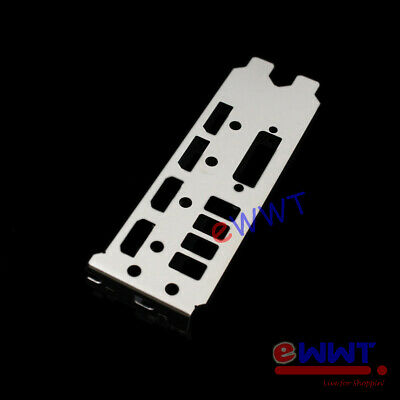 AU5.23 • Buy For Asus STRIX GTX-1060 O6G A6G Gaming Replacement IO Shield Panel Cover ZHOP320