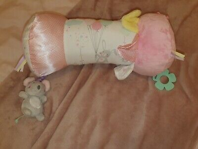 Baby Tummy Time Roller • 6.50£