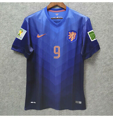 2014 Netherlands Away Retro Shirt • 29.99£