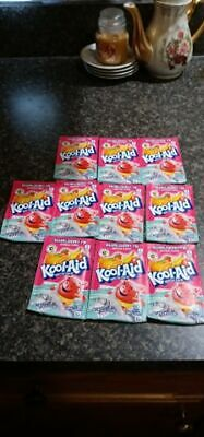 Kool-Aid Drink Mix Sharkleberry Fin 10 Packets • 4.52£