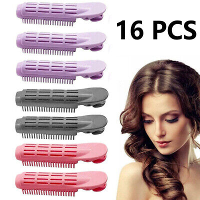 8PCS Volumizing Hair Clip Curler Instant Hair Styling Roller Wave Fluffy Tools  • 6.59£