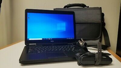 $ CDN450 • Buy Dell Latitude E5440 I7 8GB RAM 300GB HDD Windows 10 Professional