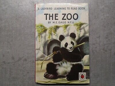 A Ladybird Learning To Read Book.  The ZOO.. Series 563.  • 0.99£