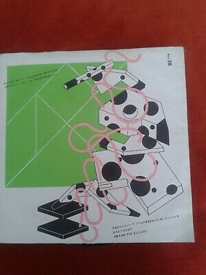 Ian Dury And The Blockheads-hit Me With Your Rhythm Stick 7 Inch Vinyl • 5£