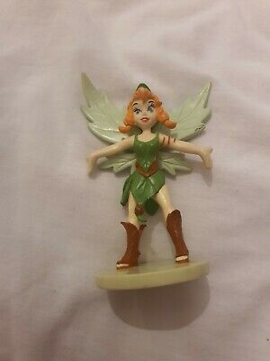Disney Fairies  Character Toy Figure  - Beck • 2.50£