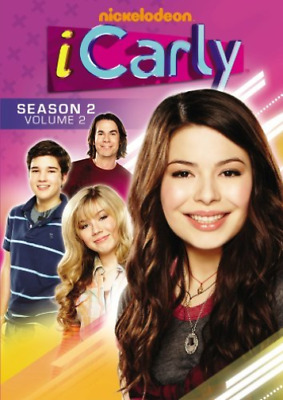TV-Icarly: Season 2, Vol. 2 DVD NEW • 14.10£