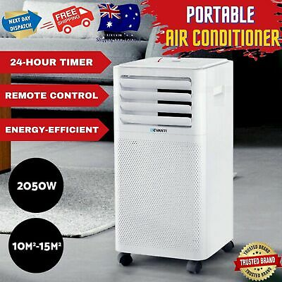 AU369.94 • Buy  Portable Air Conditioner Remote Control Cooling Mobile Fan Cooler Dehumidifier
