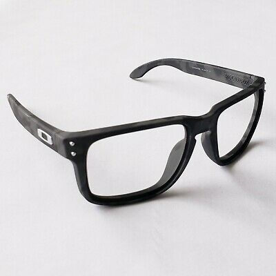 $99.99 • Buy Oakley Holbrook Matte Black Camo Replacement (frame Only) *authentic*