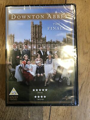 Downtown Abbey The Finale - Brand New Wrapped. • 3.50£