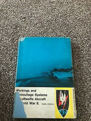 £15 • Buy Markings And Camouflage Systems Of Luftwaffe Aircraft In World War II HB Karl Ri