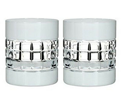 AU227.49 • Buy Waterford London White DOF Set Of 2 Double Old Fashioned #40018766 New In Box