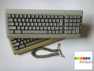 $ CDN133.43 • Buy Apple Keyboard And Cable For Macintosh 128k 512k Mac Plus RARE Vintage M0110A