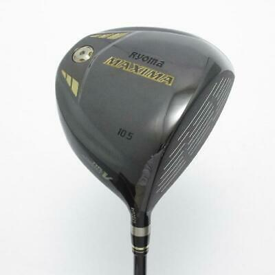 AU402.70 • Buy Used Golf Clubs Ryoma Maxima Type-V Certified Driver Tour Ad M2-V