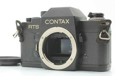 $ CDN137.84 • Buy [Exc+++++  W/ Data Back] Contax RTS 35mm Film Camera SLR Body From JAPAN #0045