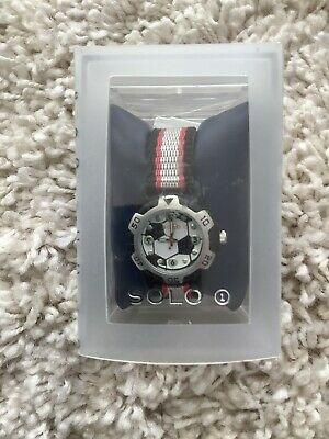 £7 • Buy New Boys Solo Football Watch - Ideal To Learn To Tell The Time