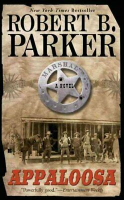 Appaloosa, Paperback By Parker, Robert B., Acceptable Condition, Free P&P In ... • 5.48£