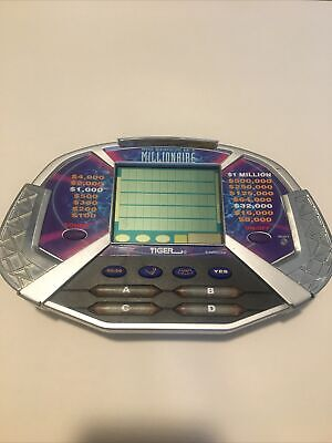 £6.03 • Buy Who Wants To Be A Millionaire Tiger Electronics 2000 Fully Working Tested Nice