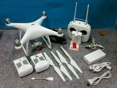 AU1799 • Buy Dji Phantom 4 Drone Complete Kit + Vr Goggles & Extra Battery Wm330a