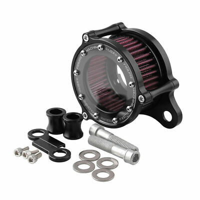 $25.58 • Buy For Harley Davidson Sportster XL 883 XL1200 48 Motorcycle Air Filter Air Cleaner