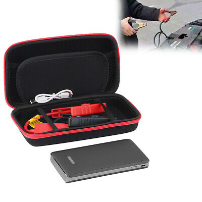 View Details Car Jump Starter Portable 12V Battery Charger Booster Emergency Power Bank S6 • 28.59£