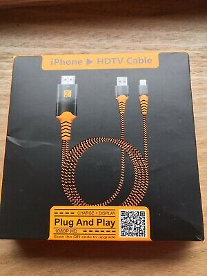Iphone To Hdtv Cable • 5.90£