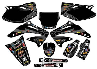 $159.99 • Buy 2002 2003 2004 Crf 450r Graphics Kit Crf450r 450 R Deco Decals Stickers