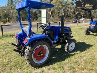 AU18990 • Buy Brand New 40HP, 4WD Diesel Tractor, 3 Point Linkage - PTO