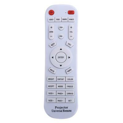 Multifunctional Projector Universal Remote Control Replacement • 3.62£