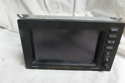 $65 • Buy 03 04 05 Honda Pilot Radio Navigation Information Display TV Screen 39810S9VA010