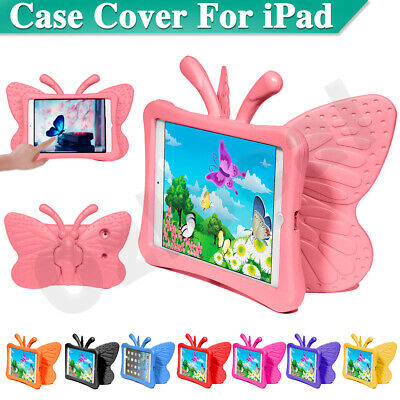 AU21.99 • Buy Kids Shockproof Heavy Duty Tough Case Cover For IPad 8 7 6 5 Air 1 2 3 Pro10.5