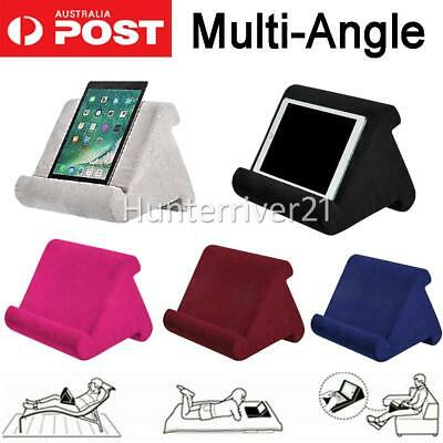 AU13.21 • Buy Tablet Pillow Stand For IPad Phone Reading Bracket Holder Cushion Pad Portable