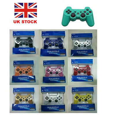 Ps3 Controller Official GamePad PlayStation DualShock 3 Wireless Controller • 6.69£
