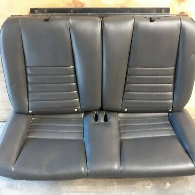 $200 • Buy 1996-2004 Mustang Convertible Rear Mustang Leather Seat OEM Ford 99 00 01 02 03