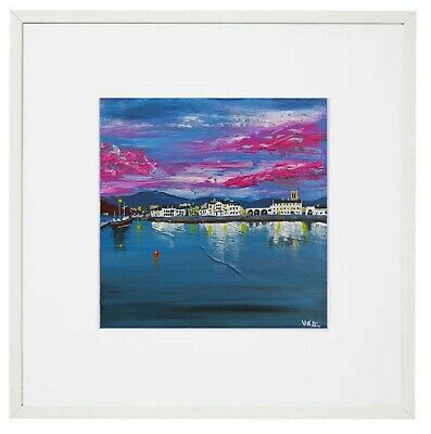 £29.99 • Buy Inveraray Original Painting Framed Giclée Print From The Artist Limited Edition.