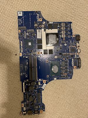$ CDN967.96 • Buy Genuine Alienware M15 Laptop Motherboard I7-8750H CPU RTX2070MQ 8GB Dell 3R2RY