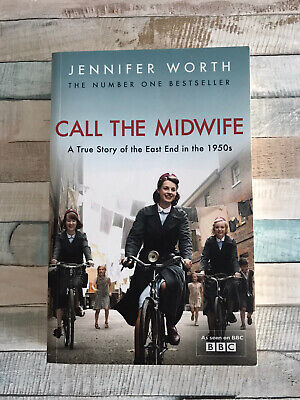 Call The Midwife - Paperback Book By Jennifer Worth BBC Tv Series • 2.49£