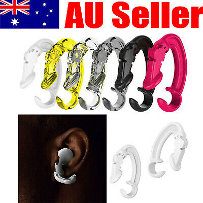 AU16.98 • Buy Headphones Ear Clips Hook Holder For AirPods 1/2 Wireless Bluetooth Earphones AU