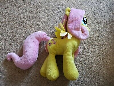 £4.99 • Buy MY LITTLE PONY Soft CUDDLY Toy By Famosa. Yellow Pink Plush