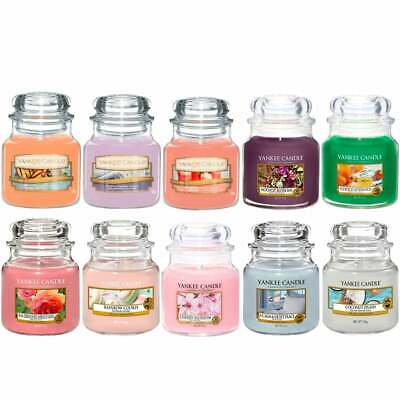 £8.99 • Buy Yankee Candle Small Jar - Choose Your Fragrance - Fast Dispatch