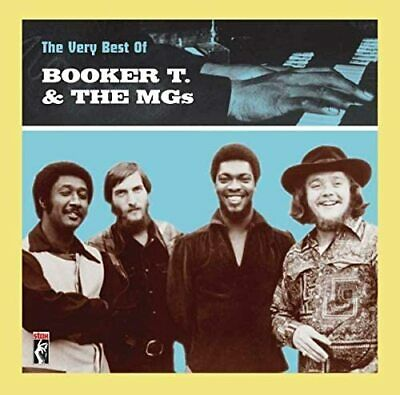 Booker T And The MGs - Very Best Of / Greatest Hits - NEW CD    Green Onions  • 6.99£
