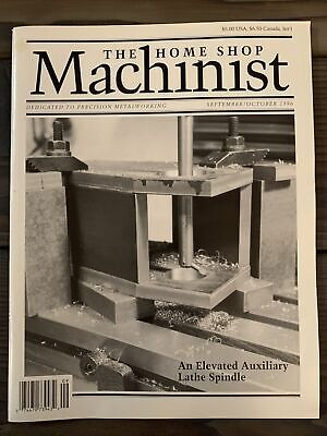 $6 • Buy The Home Shop Machinist Sept/Oct 1996