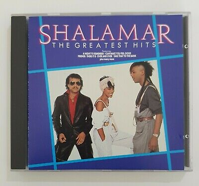 £14.30 • Buy Shalamar • The Greatest Hits • CD • A Night To Remember •