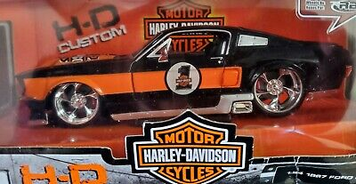 $30 • Buy Maisto Harley-davidson Edition 1/24 Scale 1967 Ford Mustang Gt