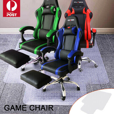 AU107.99 • Buy Gaming Chair Office Chair Executive Computer Chairs Footrest Racing Recliner