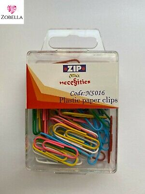 £1.69 • Buy Coloured Paperclips, Paper Clips, Clips, Fasteners, Various Items  #MULTI BUY#