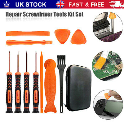 £10.39 • Buy Repair Screwdriver Tools Kit Set For Nintendo Switch Xbox One/Xbox 360 PS4 PS3~