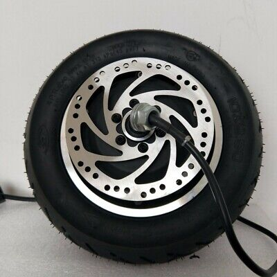 £123.99 • Buy 2021 10 Inch 1000w Electric Scooter Hub Motor E-scooter Brushless Wheel