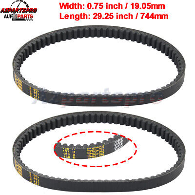 $ CDN21.12 • Buy (2) Go Kart Belt 30 Series Fits Comet 203591 Manco Yerf Dog Q43203W 10052 Rotary