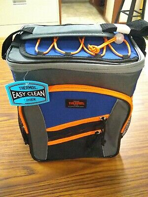 AU12.88 • Buy  Thermos Soft Cooler Insulated Warm/Cold Lunch Box Bag