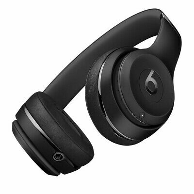$ CDN161.41 • Buy Beats By Dr. Dre Solo3 Wireless Headphones - Matte Black-Brand New And Sealed
